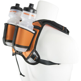 Orange Mud Hydra Quiver Hydration Pack Double, orange